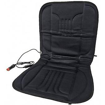 Profi Power Heated cushion 12 V 2 heating levels Black