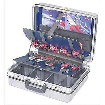Electrical contractors Tool box (+ tools) 23-piece Knipex