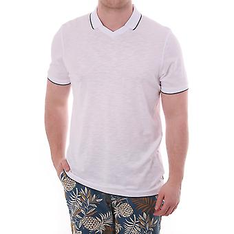 Ted Baker Mens Pom Ss Trophy Neck T Shirt