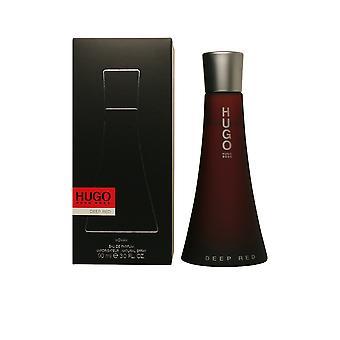 Hugo Boss-boss Deep Red Edp Spray 50 Ml For Women