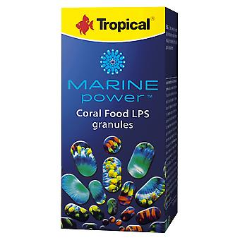 Tropical 61243 Marine Coral Food Lps Gran 70 Grs (Fish , Food , Warm Water)