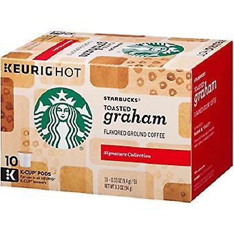 Starbucks Toasted Graham Keurig K-Cups