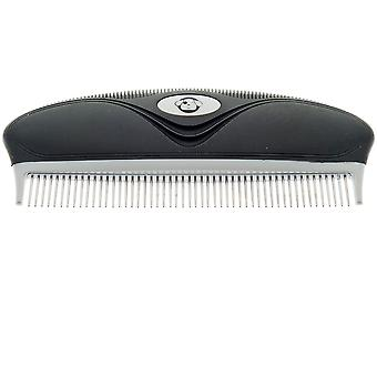 Ferribiella Fuss-Groom 51Teeth (Dogs , Grooming & Wellbeing , Brushes & Combs)