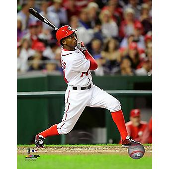 Victor Robles 2017 Action Photo Print