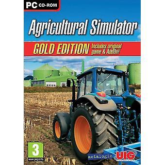 Agri Simulator 2011 (PC DVD)