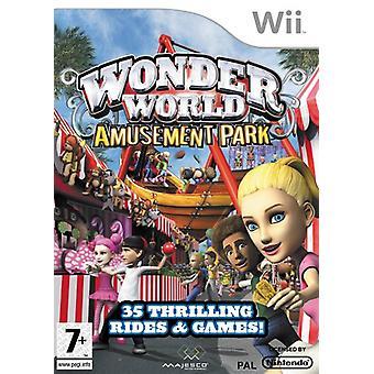 Wonder World Amusement Park (Wii)