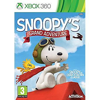 Peanuts Movie Snoopys Grand Adventure (Xbox 360)
