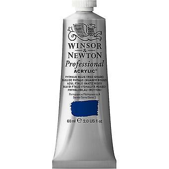 Winsor & Newton professionella akryl 60ml - 514 Phthalo blå röd nyans (S2)
