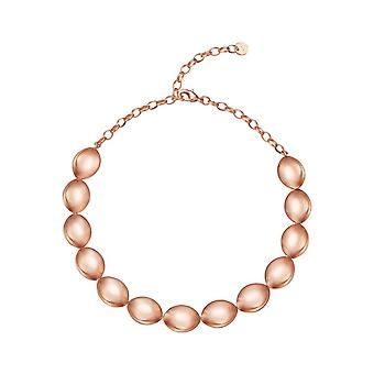 ESPRIT ladies chain stainless steel Rosé prominently ESNL12950C400