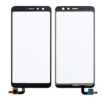 Display touch screen digitizer black for WIKO view Prime spare parts