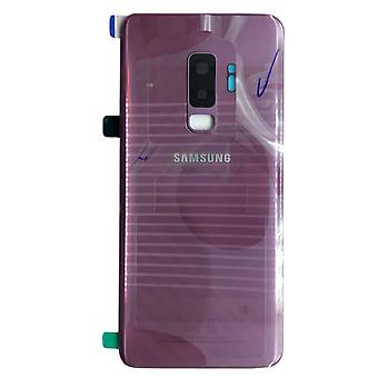 Samsung GH82-15652B battery cover cover for Galaxy S9 plus G965F + adhesive pad lilac Purple Purple new
