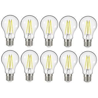 1 x Energizer 7.2W = 60W LED Filament GLS Light Bulb Lamp Vintage ES E27 wissen Edison schroefdraad [energieklasse A +]