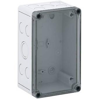 Spelsberg TK PC 1811-9-TM Build-in casing 110 x 180 x 90 Polycarbonate (PC) Light grey 1 pc(s)