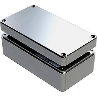 Deltron Gehäuse 488-221209A-66 Universal Gehäuse 220 x 120 x 90 Aluminium grau 1 PC