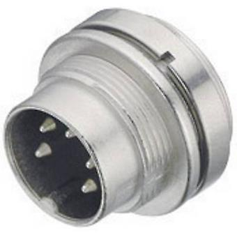 Binder 09-0107-00-03 Miniature Circular Connector Nominal current (details): 7 A