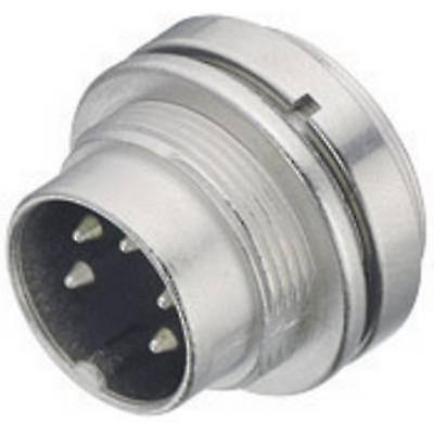 Binder 09-0107-00-03 Miniature Circular Connector Nominal current (details): 7 A