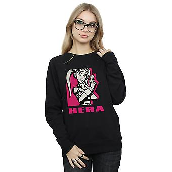 Star Wars Women's Rebels Hera Sweatshirt