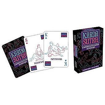 Karda Sutra Satz von 52 Spielkarten