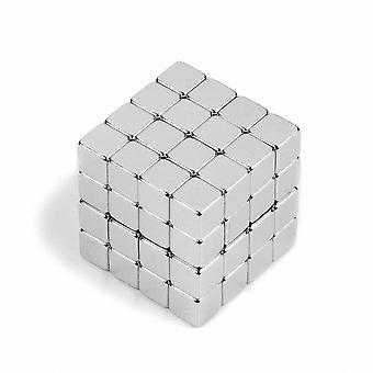 Neodymium magnet 5 x 5 x 5 mm block N35 - 5 units