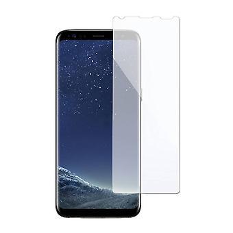 Material certificado® protetor de tela Samsung Galaxy S8 mais filme de vidro temperado