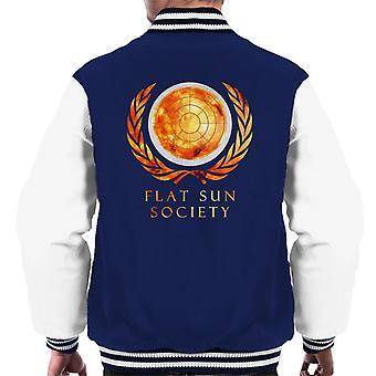 Flat Sun Society Men's Varsity Jacket