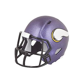 Riddell Speed Pocket Football Helm - NFL Minnesota Vikings