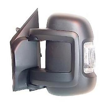 Left Mirror (electric heated 5W indicator) PEUGEOT BOXER van 2006-2017