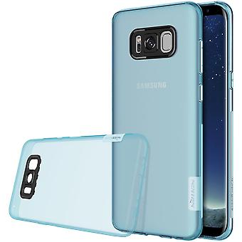 NILLKIN Samsung Galaxy S8 Nature Series 0.6 mm TPU-Blue