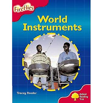 Oxford Reading Tree Level 4 Fireflies World Instruments by Tracey Reeder