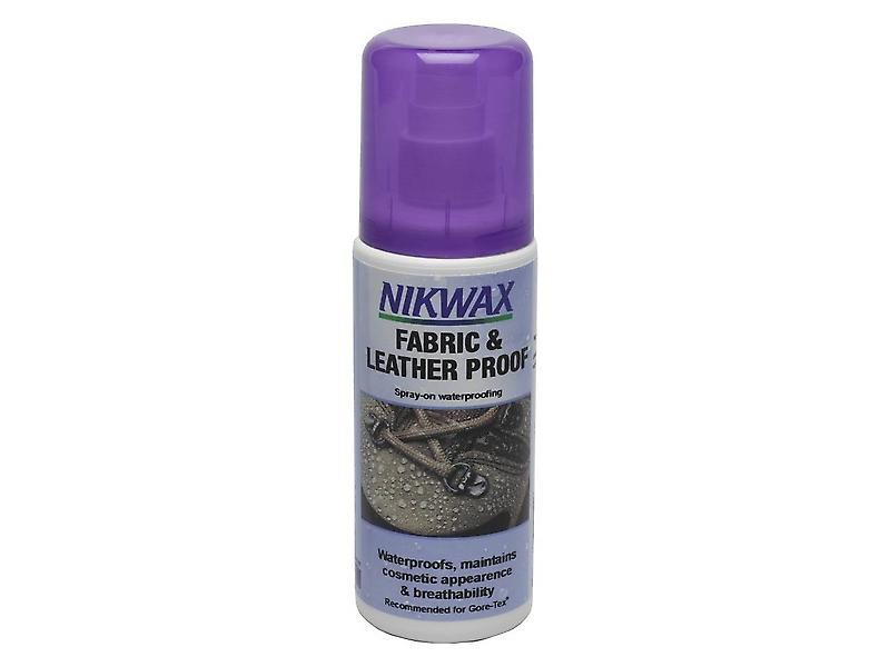 Nikwax Fabric & Leather Spray Footwear Waterproofing