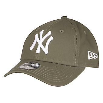 New era 9Forty kids Cap - New York Yankees olive