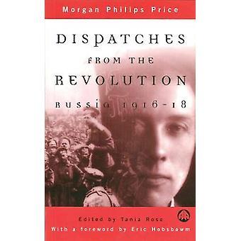 Sändningar från revolutionen - Ryssland 1916-18 av Morgan Philips-pris
