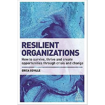 Resilient Organizations - How to Survive - Thrive and Create Opportuni