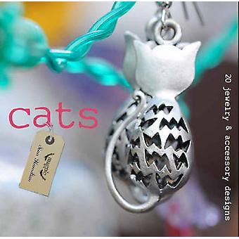 Cats - 20 Jewelry and Accessory Designs by Sian Hamilton - 97818610894