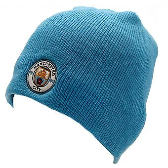 Manchester City FC Unisex 47 Knitted Hat