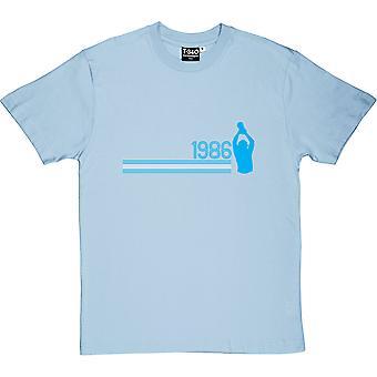 1986 Herren T-Shirt