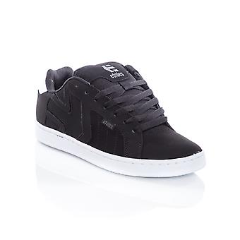 Etnies Black-White Fader 2 Shoe