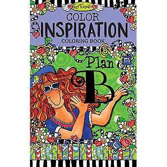 Color Inspiration Coloring Book by Suzy Toronto - 9781497201613 Book