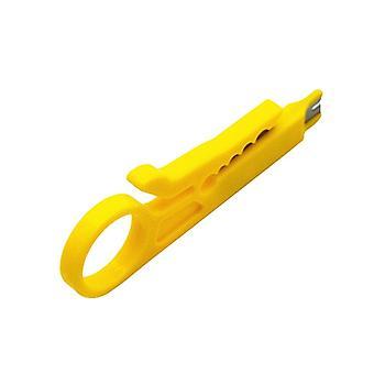 Universal cable stripper-pequeño y eficiente