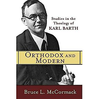 Orthodoxes et moderne: études dans la théologie de Karl Barth