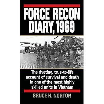 Force Recon dagbok, 1969