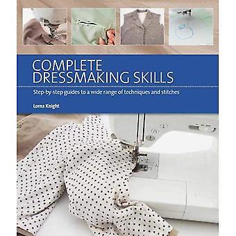 Volledige kleermakerij vaardigheden: Online Video boek gidsen