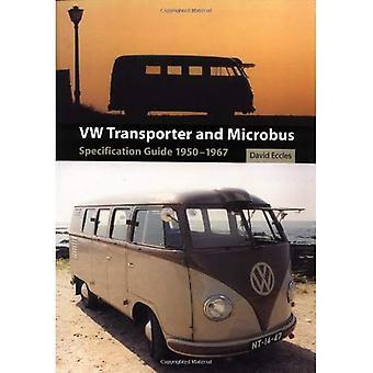 VW Transporter e microônibus: guia especificação 1950-1967