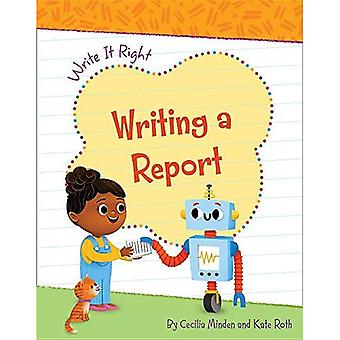 Writing a Report (Write It� Right)