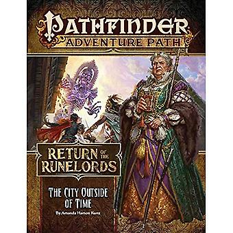 Pathfinder Adventure Path: The City Outside of Time (Return of the Runelords 5� of 6)