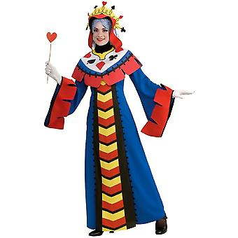 Card Queen Adult Costume