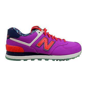 New Balance 574 Luau tension Violet WL574ILB féminin