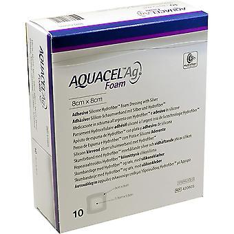 AQUACEL AG Schaum 8X8CM 420805 10 Film Schaum