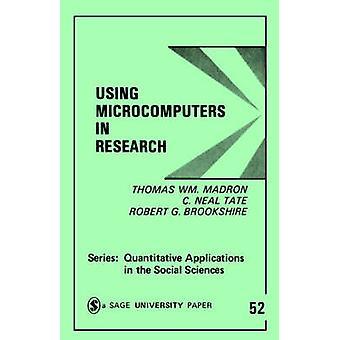 À l'aide de micro-ordinateurs en recherche de Madron & Thomas William