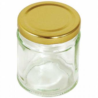Round preserving jar - 190ml (7oz)
